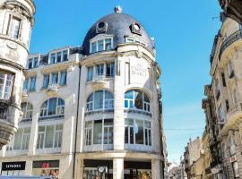 城市阁楼公寓酒店