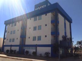 塞蒂拉瓜斯公寓式酒店