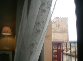 卡萨卡斯蒂略酒店, 锡古恩萨