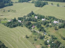Ubytování v soukromí Salmov - Českosaské Švýcarsko