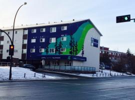 耶洛奈夫首府套房酒店