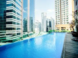 吉隆坡翠绿山酒店