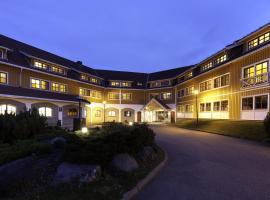 哈山斯堪迪克酒店