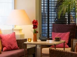 吉卜林玛诺特酒店,位于日内瓦的酒店