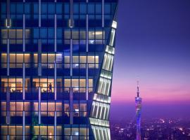 广州柏悦酒店, 广州