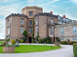 里索威城堡酒店, 莫顿