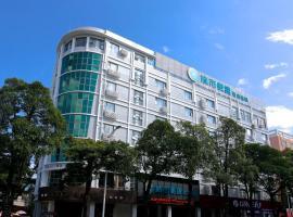 城市便捷酒店北海北京路一中店