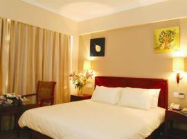 格林豪泰吉林省长春市皓月大路快捷酒店,位于长春的酒店