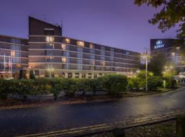 希尔顿伯明翰大都会酒店