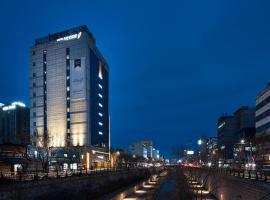 首尔G地酒店