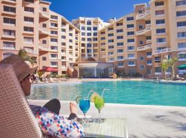 皇家郁金香海珍珠海滩Spa及度假酒店