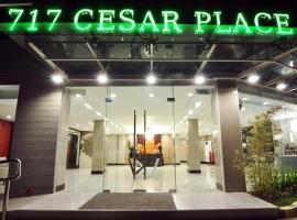 塞萨尔广场717号酒店