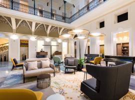 布达佩斯时光酒店