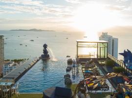芭堤雅暹罗设计酒店