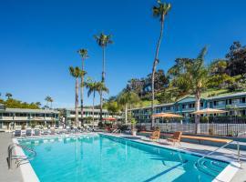 圣地亚哥阿特伍德汽车旅馆 - 海洋世界/动物园