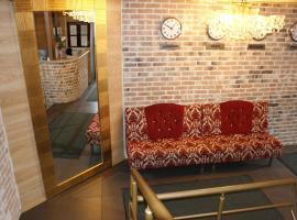 画廊城市酒店