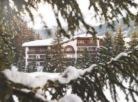 阿拉贝拉瓦德胡斯瑞士优质酒店
