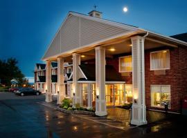 霍克斯伯里港海事酒店, Port Hawkesbury