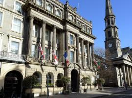 爱丁堡乔治街海利校长会议酒店, 爱丁堡