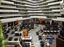洛杉矶国际机场北使馆套房酒店