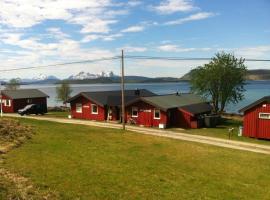 索奇尔峡湾露营地, Sørkil
