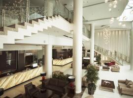 明斯克维多利亚SPA酒店