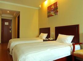 格林豪泰吉林省长春市福润家园快捷酒店,位于长春的酒店