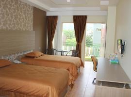特尔纳特姆拉摩尔酒店