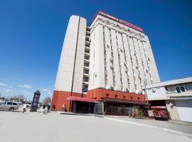 奥克亚布拉斯卡娅酒店