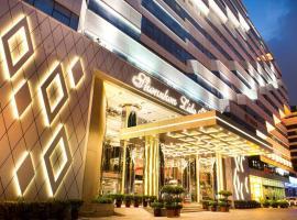 深圳丽都酒店(罗湖)