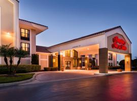 东奥兰多UCF汉普顿套房酒店