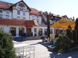 卡赫尔贝格酒店, 库瑞尼卡慕斯卡