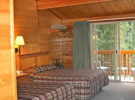 迪纳利灰熊度假村山林小屋, 麦金利公园