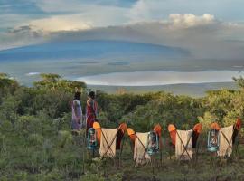 帕库拉拉野生动物园营 - 恩戈罗恩戈罗豪华帐篷