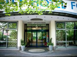 弗杜那·罗伊特灵根城市酒店