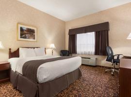 多伦多东湖景戴斯酒店