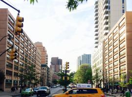 中央公园景观阁楼