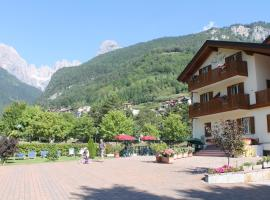 Garnì Lago Alpino, 莫尔韦诺