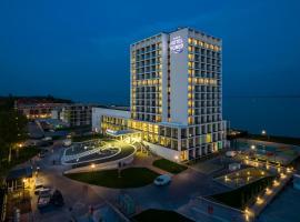Hotel Füred Spa & Conference, 巴拉顿菲赖德