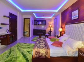 夸特洛瑞莱克斯酒店, 瓦迪穆萨