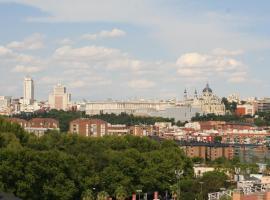 马德里天际线公寓