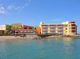 卢德里兹奈斯特酒店, Lüderitz
