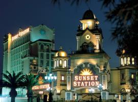 日落站赌场酒店