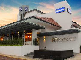 莫雷利亚地平线酒店