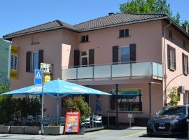 奥斯特利娅中央酒店, Cadenazzo