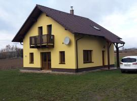Rodinný dům Prčice