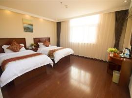 格林豪泰河南省信阳市长安路商务酒店