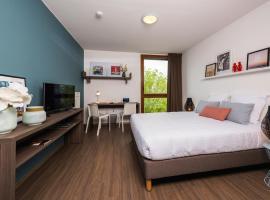 特内奥阿帕特波尔多海事公寓式酒店
