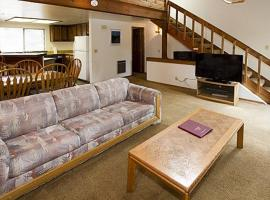 Mammoth Sierra Townhomes #10 - Two Bedroom Loft Townhome