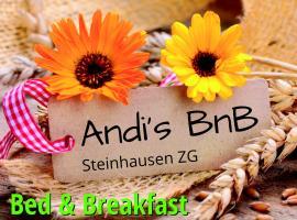安迪住宿加早餐旅馆